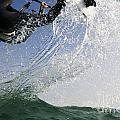 Kitesurfing Board by Hagai Nativ