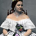 Mary Todd Lincoln 1818-1882, Wife by Everett