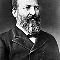 James A. Garfield, 20th American by Photo Researchers