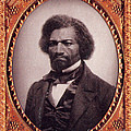 Frederick Douglass African-american by Photo Researchers