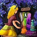 A Room In Wonderland  by Lois Mountz