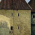 A Section Of Wall Around Tallinn, Built by Sisse Brimberg