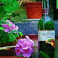 A Sip Of Wine by Amanda Moore