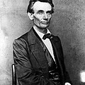 Abraham Lincoln 1860portrait By B by Everett