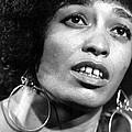 Angela Davis Circa 1972 by Everett