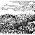 Anthony Gap New Mexico Texas by Jack Pumphrey