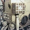Apollo 13 Lunar Module And The Mailbox by Everett