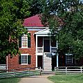 Appomattox County Court House 1 by Teresa Mucha