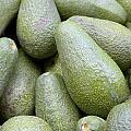 Avocado Greens by Steve Outram