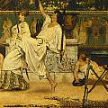 Bacchanal by Sir Lawrence Alma-Tadema
