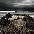 Beach Minstrel by Carlos Caetano