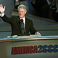 Bill Clinton, Touched By Emotion by Everett