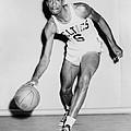 Bill Russell In His Boston Celtics by Everett