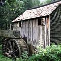 Cade's Grist Mill by Barry Jones