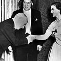 Charlie Chaplin Meeting Princess by Everett