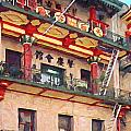 Chinatown by Wingsdomain Art and Photography