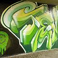 City Sponsored And Approved Graffiti by Bill Hatcher
