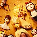 Collectable Dolls by Garry Gay