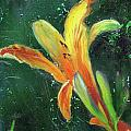 Day Lily Number Two by Gary Deslauriers