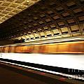 Dc Metro by Heather Applegate