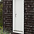 Doorway With Daisies by Michelle Wiarda