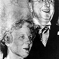 Dr. Norman Vincent Peale, And Wife by Everett