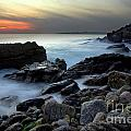 Dramatic Coastline by Carlos Caetano