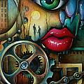 Dreamers 3 by Michael Lang