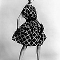 Dress By Pauline Trigere. Short by Everett