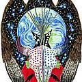 Eagle Tipi by Tim McCarthy