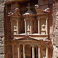 Elaborate Sandstone Temple Or Tomb by Luis Marden