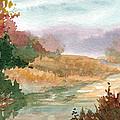 Fall Stream Study by Sean Seal