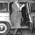 Faye Dunaway Arriving At The London by Everett