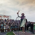 First Lady Campaigning In Hawaii. A by Everett