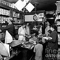 Fred Grovers Grocery Store by Photo Researchers