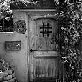 Garden Doorway 2 by Perry Webster