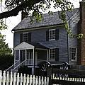 George Peers House Appomattox Virginia by Teresa Mucha