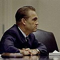 George Wallace, The Segregationist by Everett