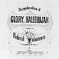 Glory, Hallelujah by Photo Researchers
