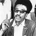 H. Rap Brown, Chairman Of The Student by Everett
