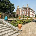 Ham House - Gardens by Donald Davis