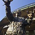 Harry Cary Sculpture by Sven Brogren