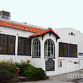 Historical Moss Beach Distillery At Half Moon Bay . 7d8168 by Wingsdomain Art and Photography