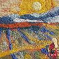 Hommage To Van Gogh by Nicole Besack