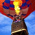 Hot Air Balloon by Carlos Caetano