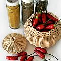 Hot Spice by Carlos Caetano