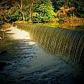 Indiana Waterfall by Joyce Kimble Smith