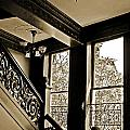 Interior Elegance Lost In Time by DigiArt Diaries by Vicky B Fuller
