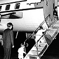 Jacqueline Kennedy Is Welcomed Home by Everett