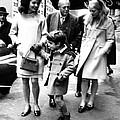 Jacqueline Kennedy, Randolph Churchill by Everett
